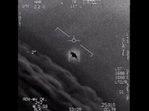Intel UFO Report Released — One Balloon, The Rest 'Remain Unexplained'