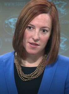 Jen Psaki: Pleasant Quick-Witted Princess Of The Press Briefing